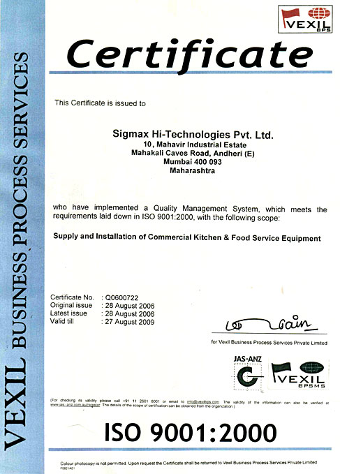 Welcome to sigmax - Kitchen design certification ...